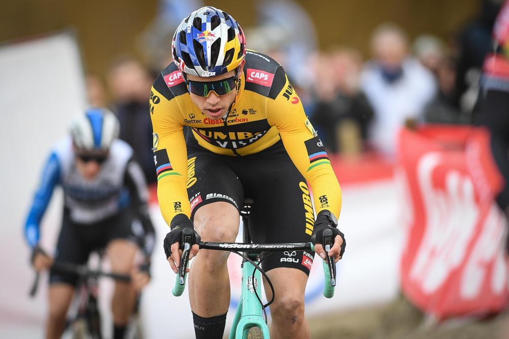 Wout van Aert veut disputer cinq cyclocross dont les Mondiaux avant de se focaliser sur la route
