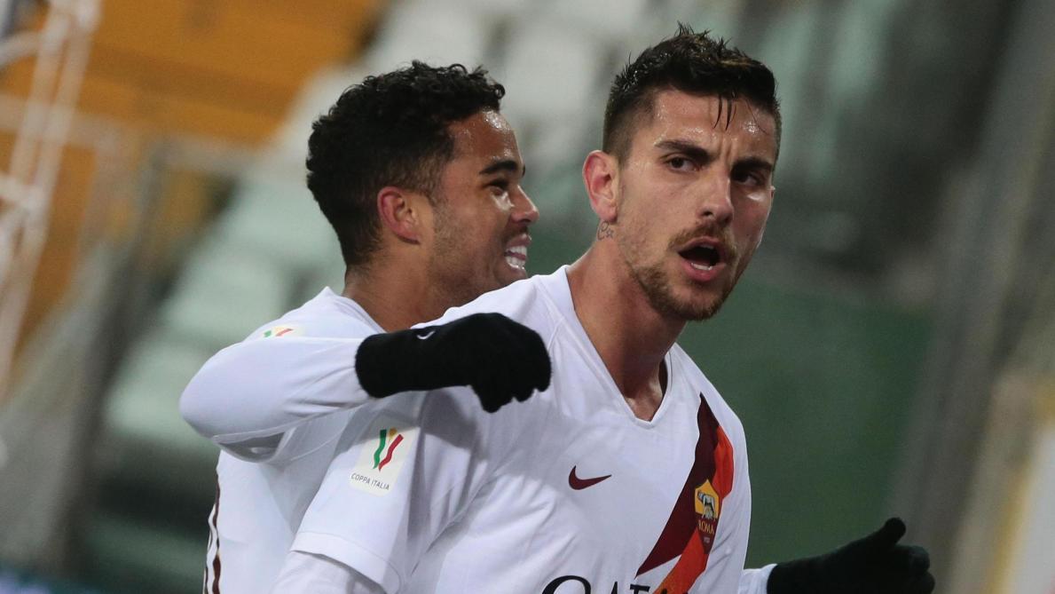 Coupe d'Italie: l'AS Rome élimine Parme et est le dernier qualifié pour les quarts de finale (0-2)