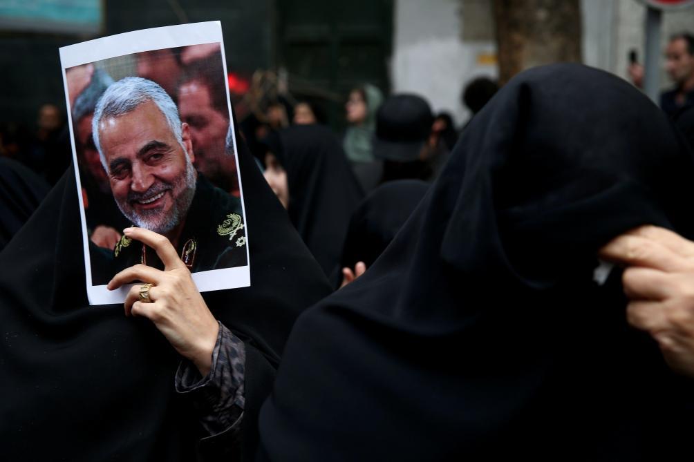 Un journaliste iranien raconte: «Personne en Iran n'a pleuré la mort de Soleimani»