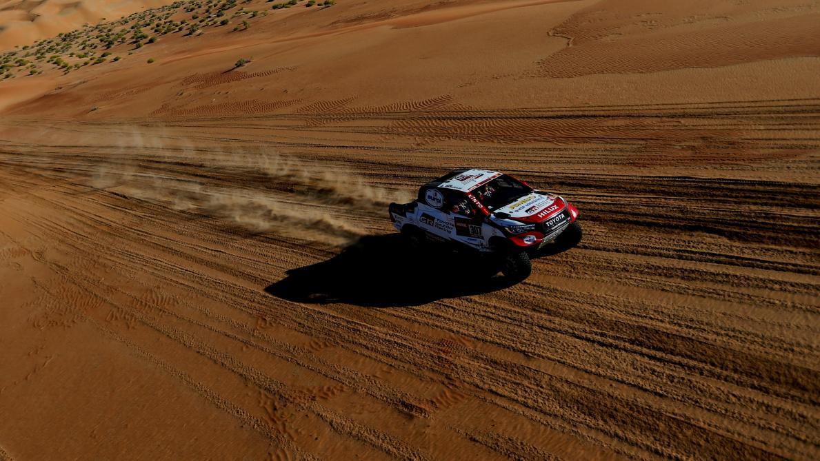 Dakar 2020: Tom Colsoul termine 7e aux côtés de Bernhard Ten Brinke, juste devant Serradori-Lurquin