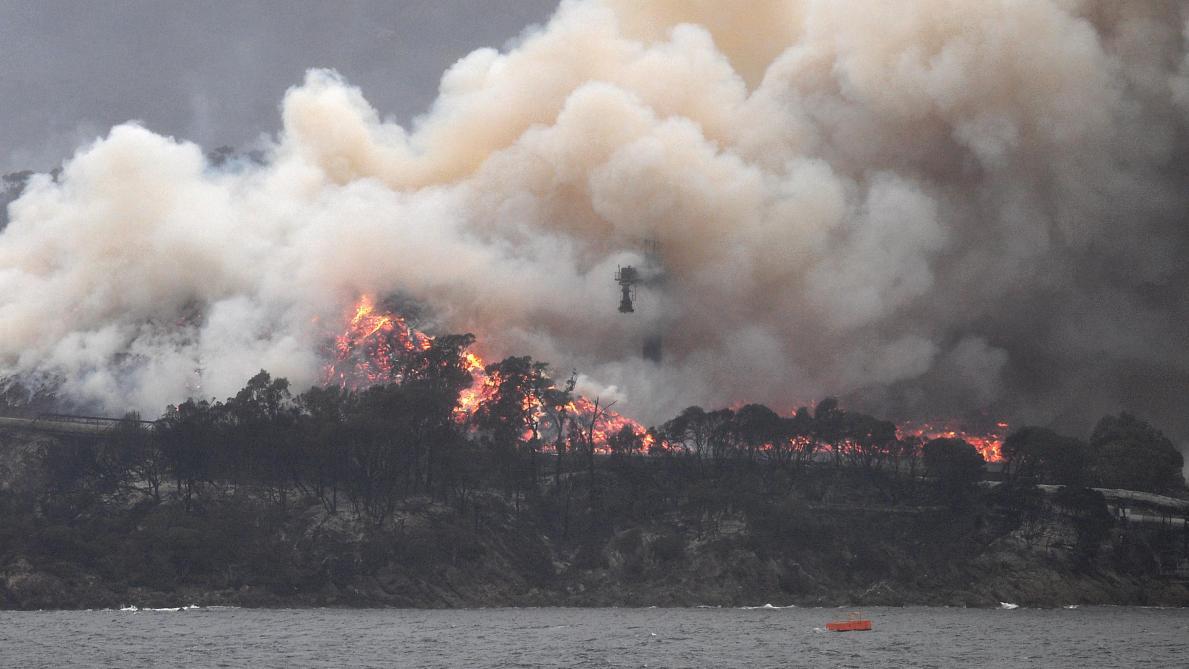 Incendies en Australie: le secteur du tourisme va perdre des milliards de dollars