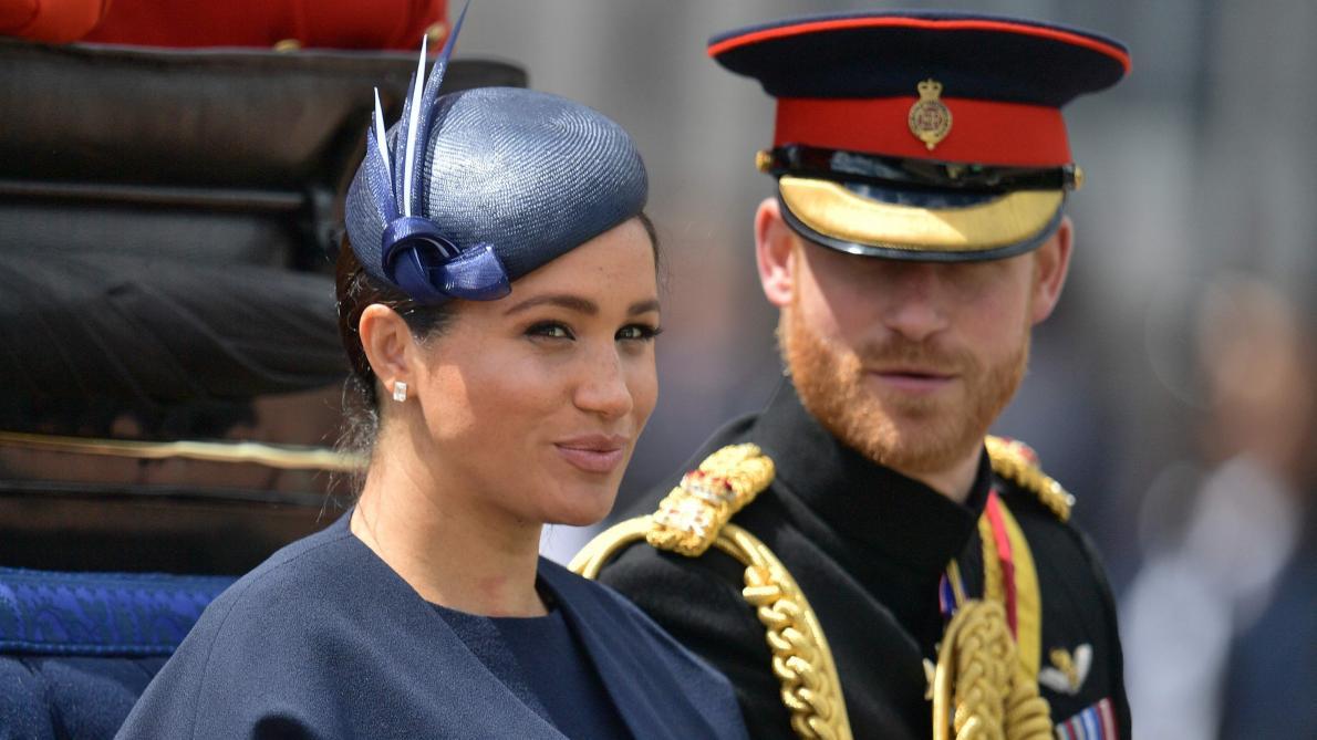 Megxit: Harry et Meghan renoncent au titre d'altesse royale
