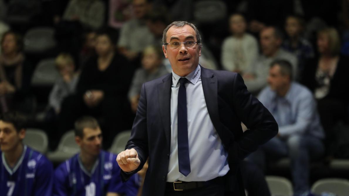 EuroMillions Basket League: Yves Defraigne nouvel entraîneur d'Alost