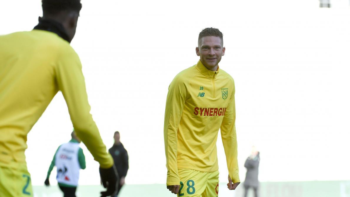 Renaud Emond titulaire avec Nantes pour affronter Jason Denayer et Lyon