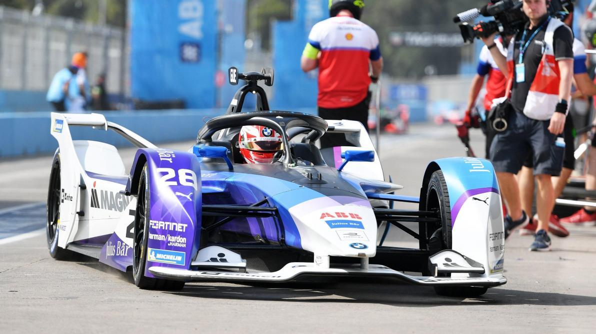Maximilian Günther vainqueur à Santiago en Formule E, Stoffel Vandoorne termine 6e et prend la tête du général