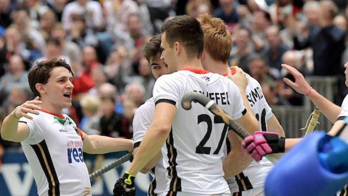 L'Autriche, tenante du titre européen de hockey indoor et l'Allemagne, recordman de victoires, joueront la