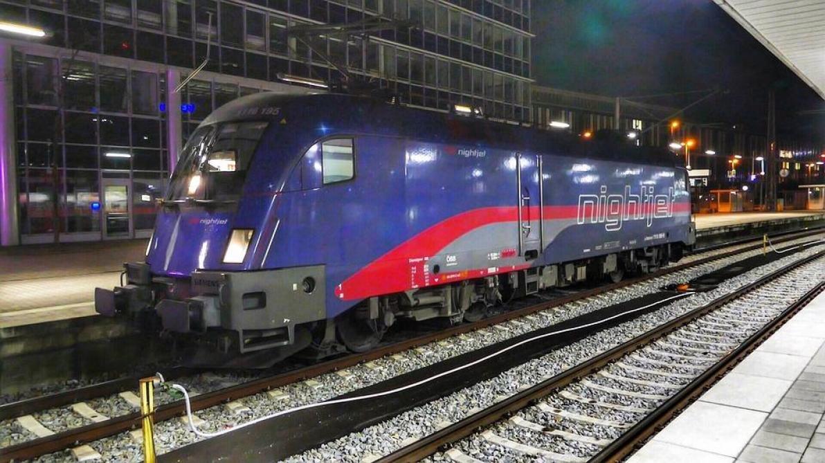 Tarifs, fréquence, arrêts: tout savoir sur le train de nuit qui reliera Bruxelles à Vienne