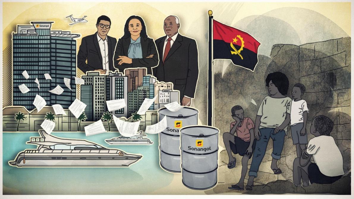 L'Angola veut faire revenir Isabel dos Santos, accusée d'avoir pillé son pays