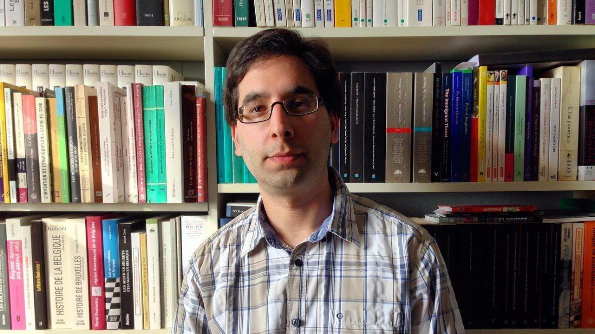 Mazyar Khoojinian est chargé de recherche FNRS-ULB.