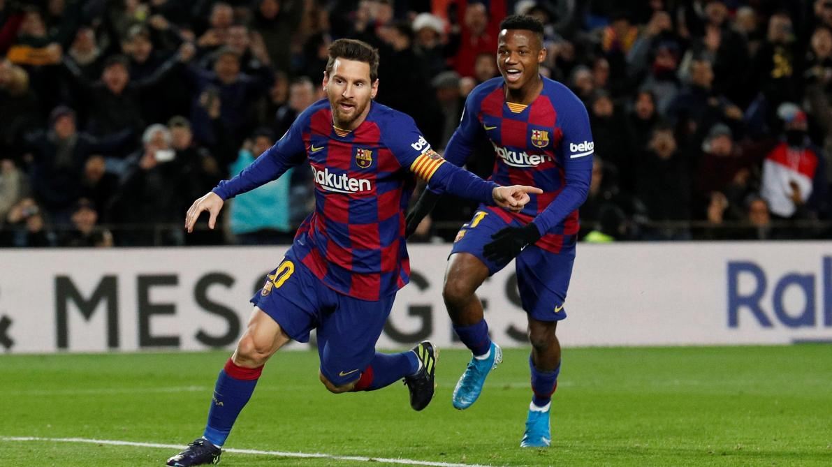 Liga: le FC Barcelone bat Grenade grâce à Messi pour la première de Quique Setién (1-0, vidéo)