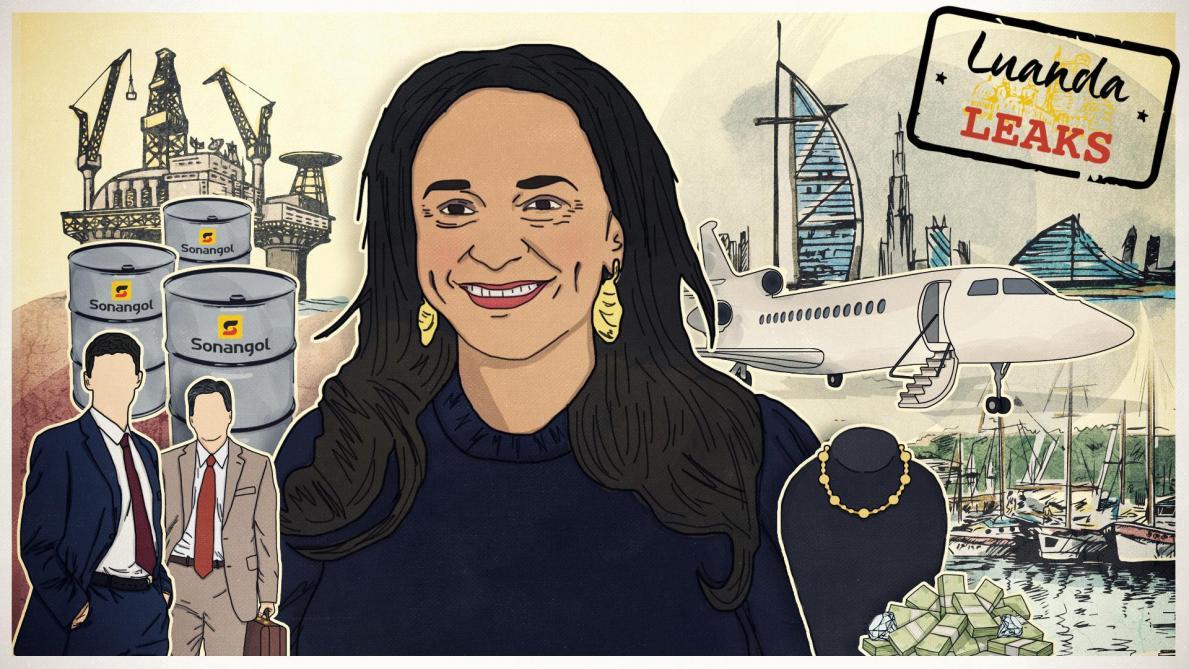 Les 400 entreprises liées à l'empire dos Santos (carte interactive) — Luanda Leaks