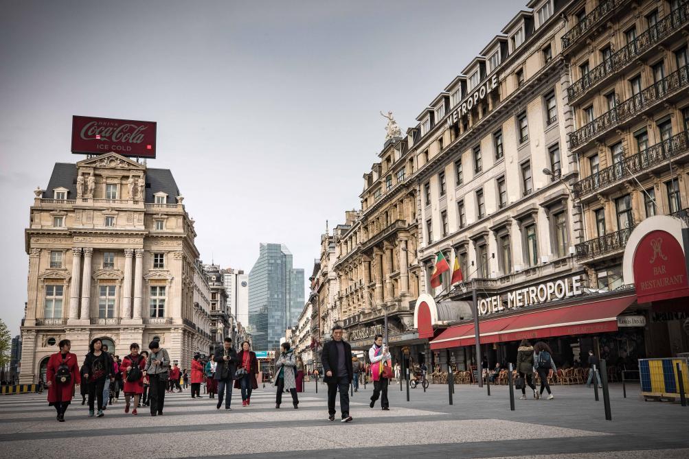 Place De Brouckère: un immense projet immobilier va voir le jour