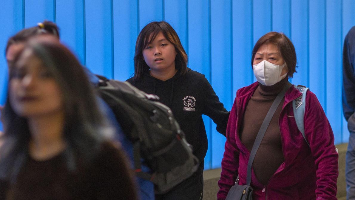 Des dizaines de millions de Chinois confinés en plein Nouvel An — Virus