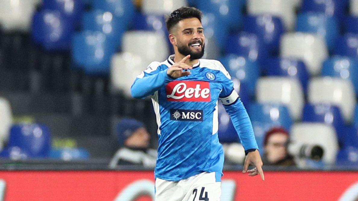 Coupe d'Italie: sans Dries Mertens, Naples élimine la Lazio Rome (1-0)