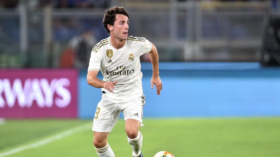 Mercato: le Real Madrid prête Alvaro Odriozola au Bayern Munich