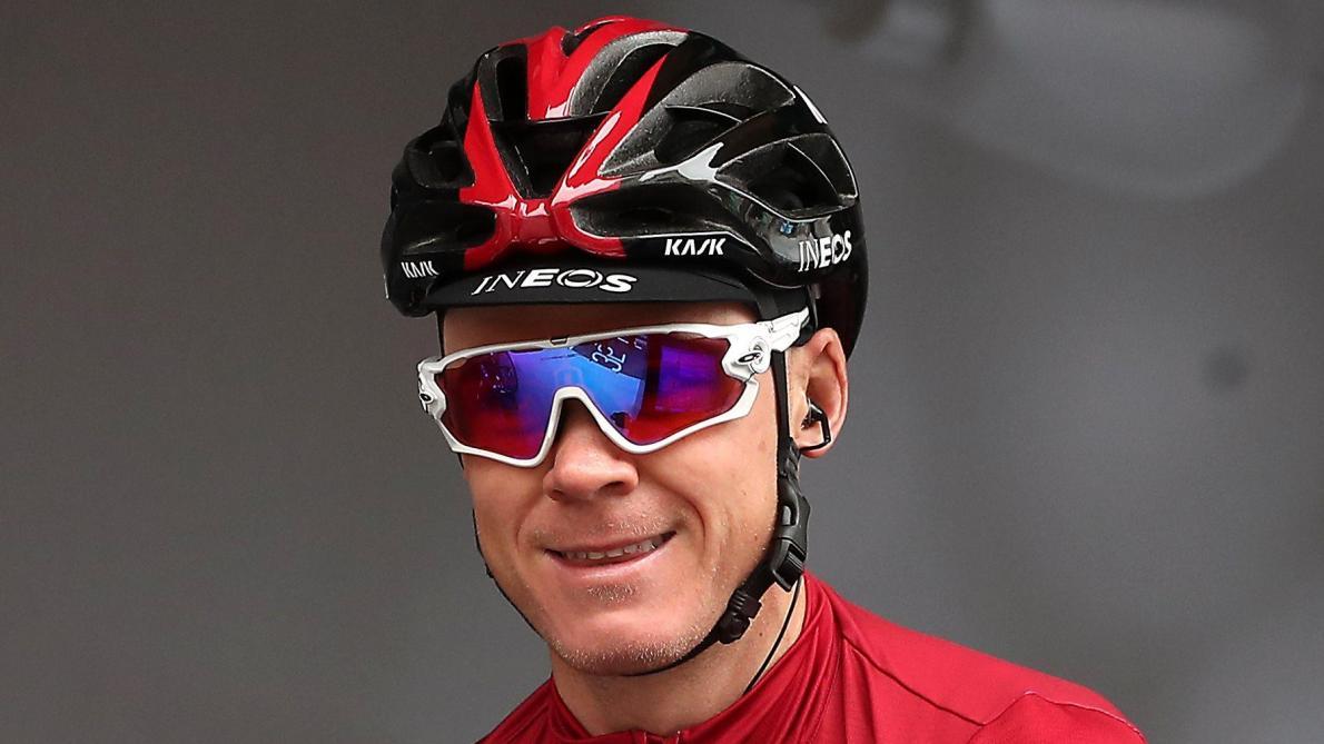 Cyclisme: Froome de retour en compétition fin février à l'UAE Tour