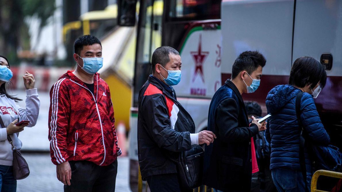 Des millions de Chinois confinés — Virus