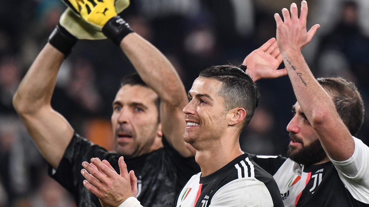 Coupe d'Italie: la Juve en demi en battant à l'AS Rome (3-1)