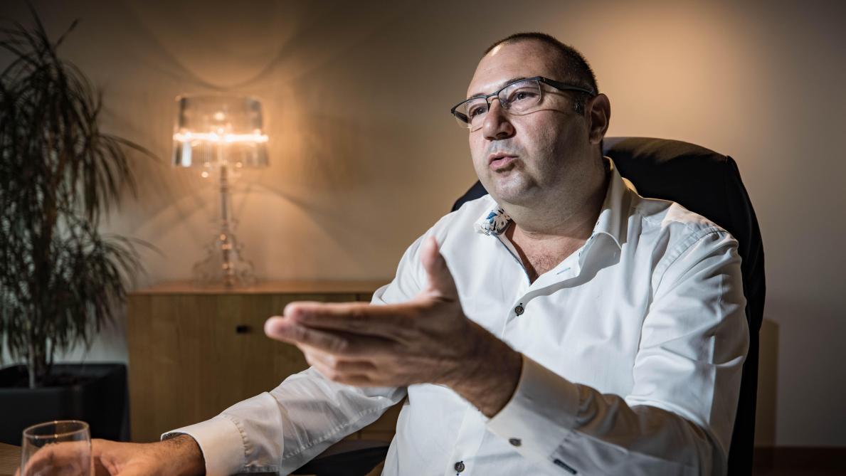 Christophe Collignon (PS): «Georges-Louis Bouchez, il veut devenir chef de cabinet au Palais?»
