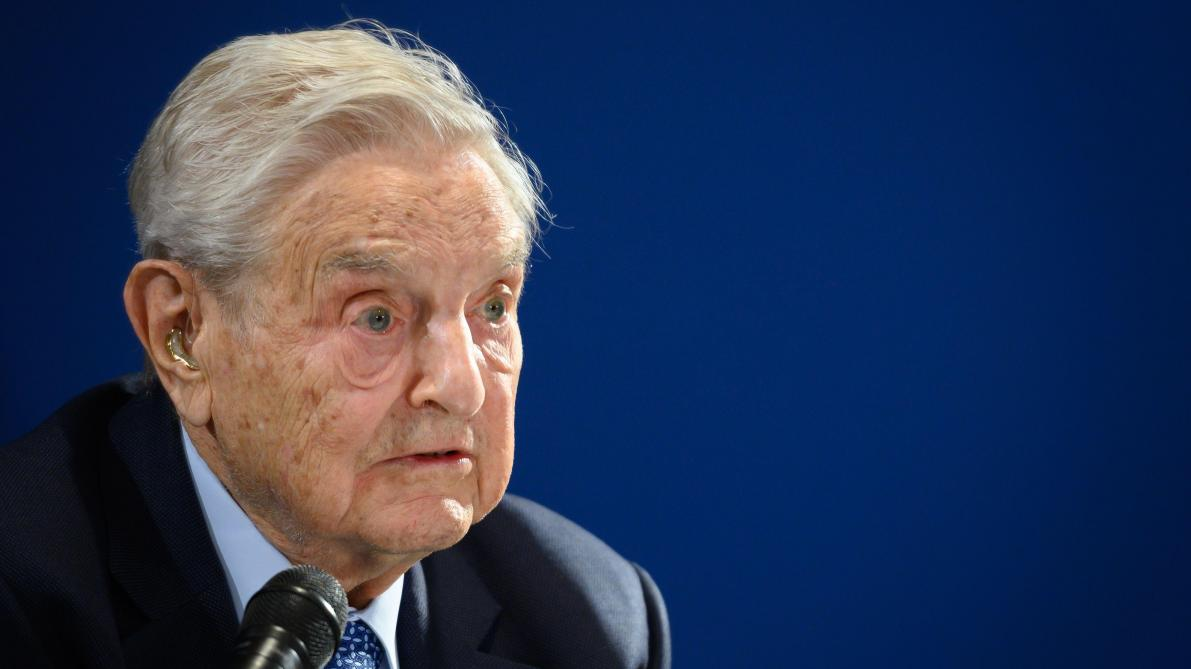 George Soros annonce investir 1 milliard de dollars contre les «dictateurs» et le réchauffement climatique