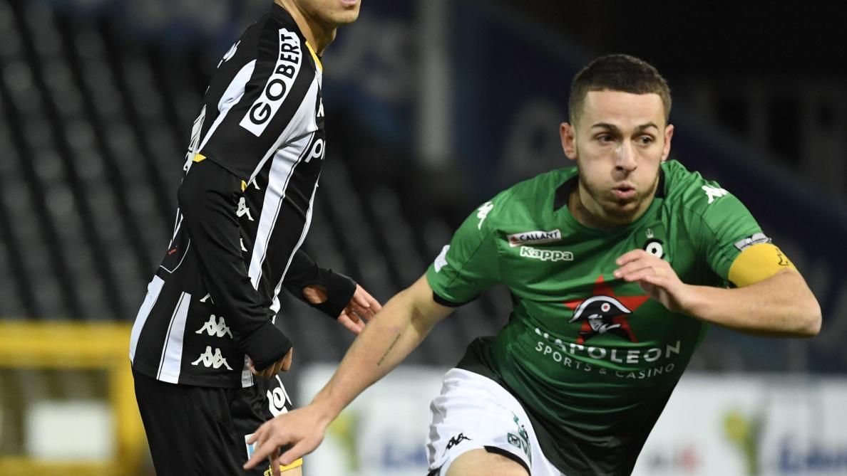 Kylian Hazard (Cercle Bruges) le reconnaît: «Je ne suis pas assez décisif»