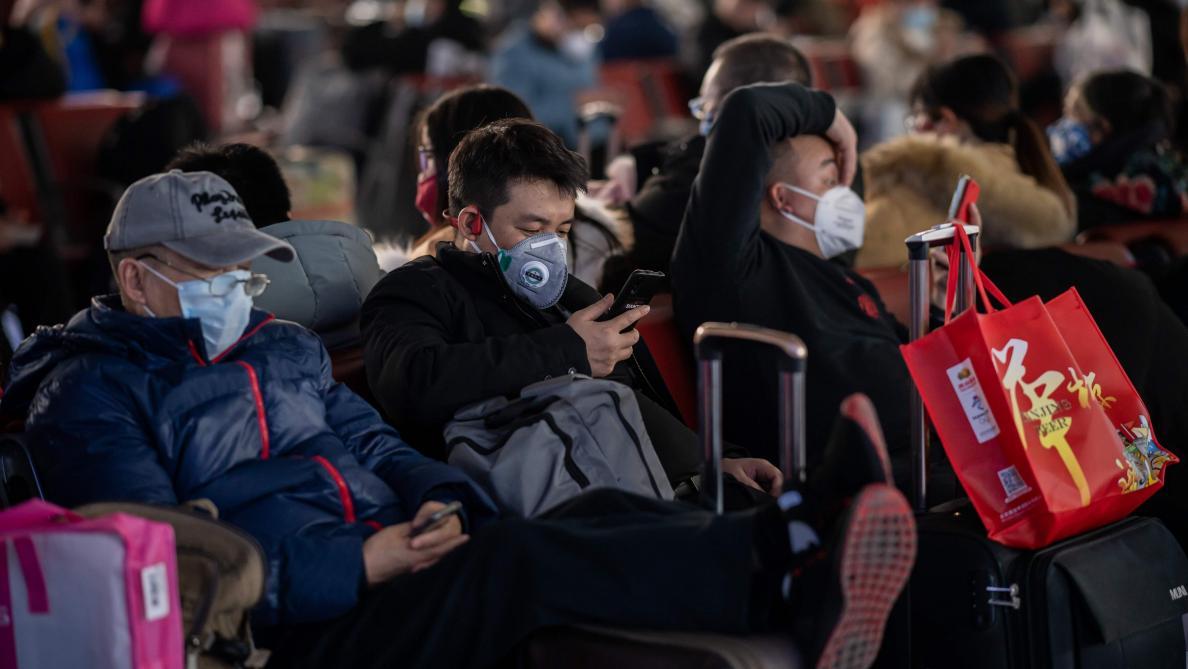 Un premier cas confirmé à Bordeaux, un second à Paris — Virus chinois