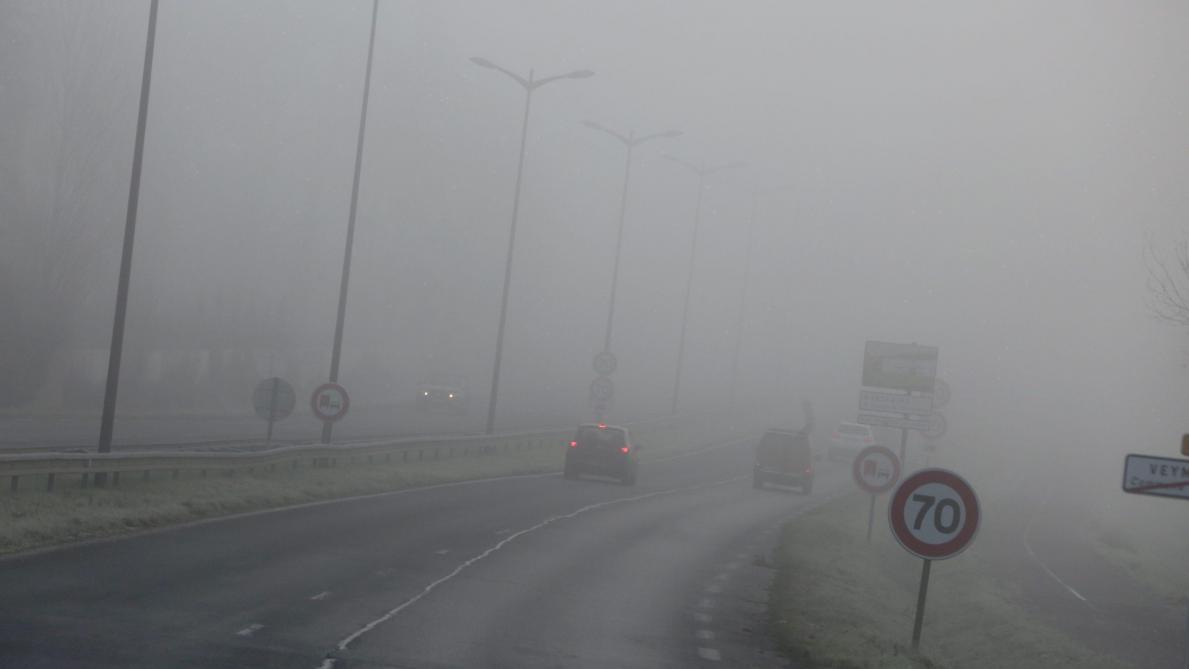 Météo: un week-end qui commence dans le brouillard