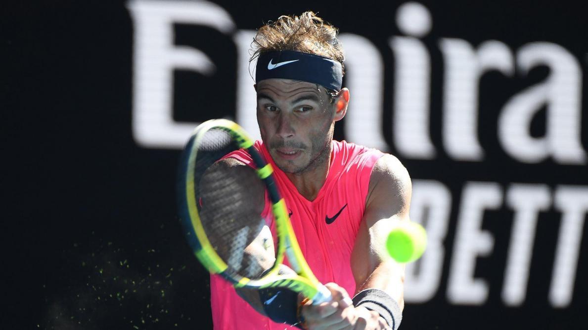 Kyrgios-Nadal, Monfils-Thiem ou Djokovic-Schwartzman: le tableau des 8e de finale de l'Open d'Australie ne