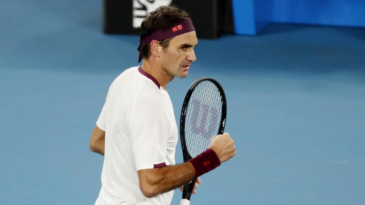 Open d'Australie: Federer renverse Fucsovics et rejoint Sandgren en quart