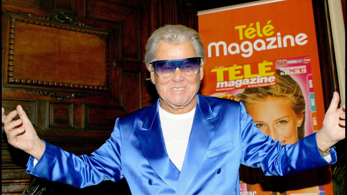 Le célèbre directeur de cabaret parisien «Michou» est décédé