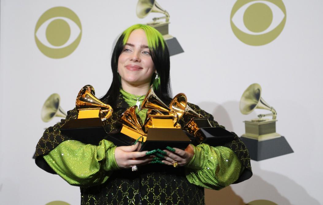 Billie Eilish, 18 ans, présent et avenir de la pop music