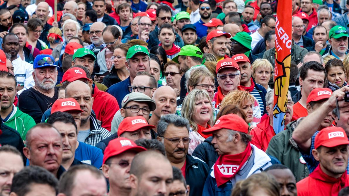 Manifestation de la FGTB ce mardi à Bruxelles: ce qu'il faut savoir