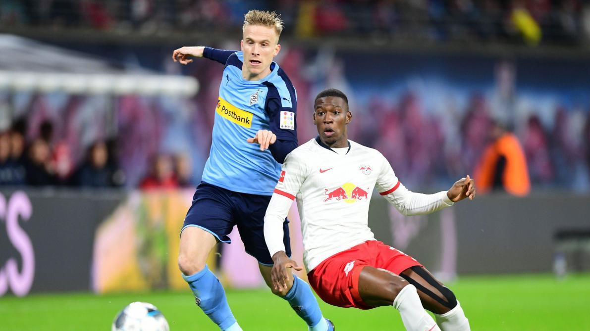 Bundesliga: Leipzig partage face à Mönchengladbach et laisse la tête au Bayern
