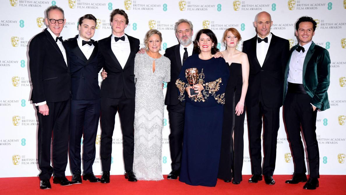 À une semaine des Oscars, le triomphe de 1917 aux Bafta
