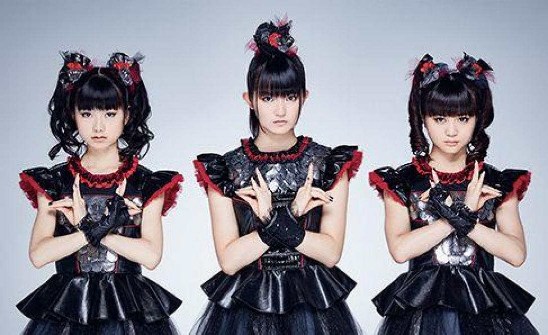 On vous invite au concert sold-out de Babymetal
