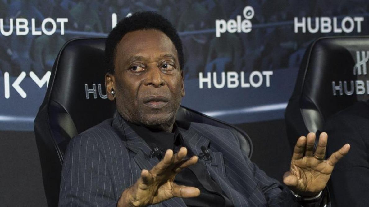 Légende vivante du football, Pelé est dépressif, vit