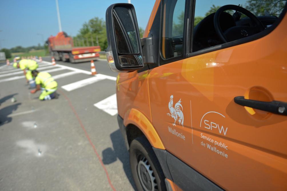 Plus de 2.000 véhicules « non spécifiques » circulent sur les routes aux couleurs de la Wallonie.