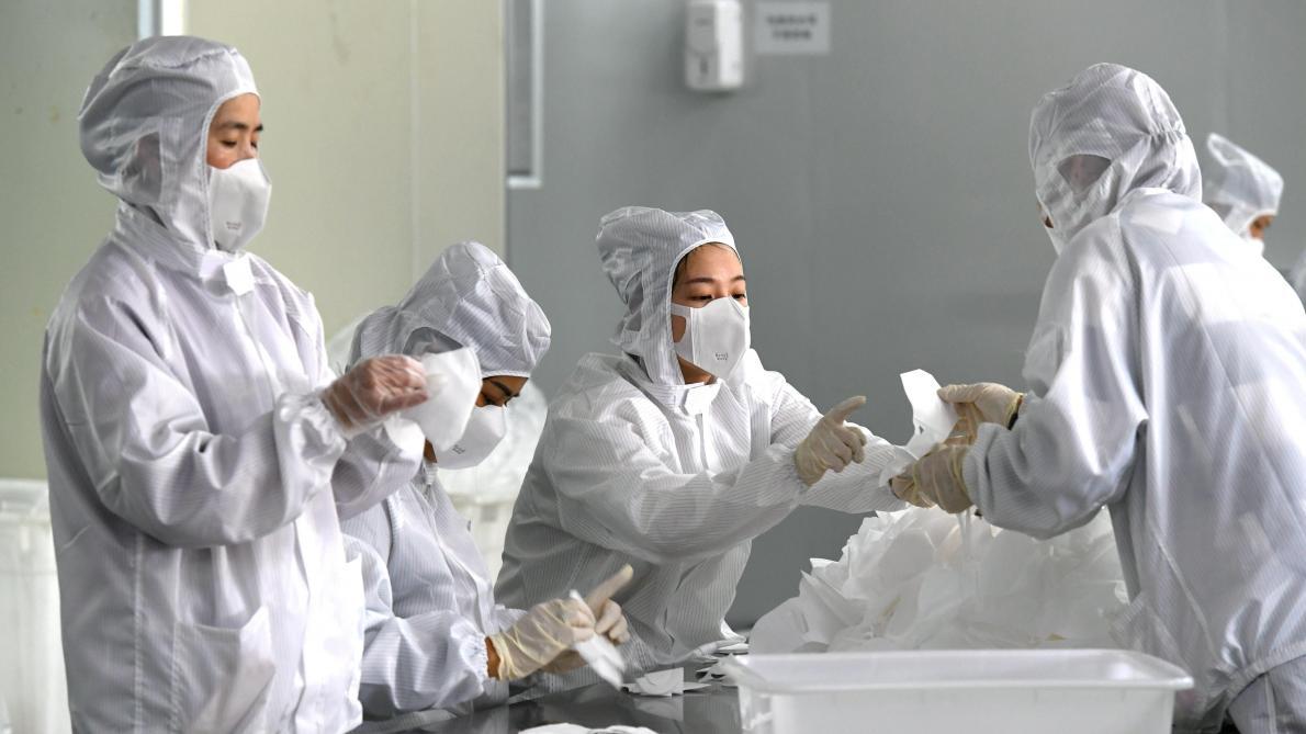 Le patient chinois de 80 ans hospitalisé à Paris est décédé — Coronavirus