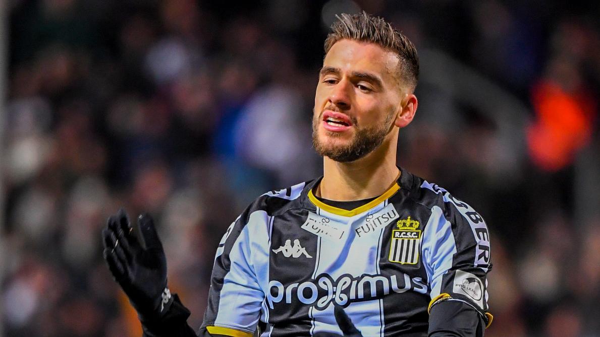 Sporting de Charleroi : on craint une rupture des ligaments croisés pour Massimo Bruno
