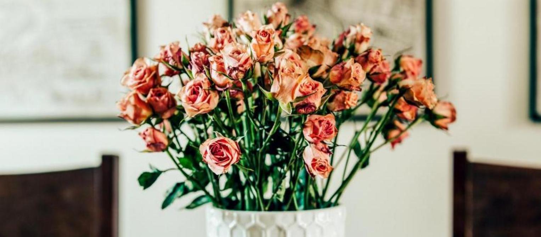 Cinq astuces pour faire durer un bouquet de fleurs