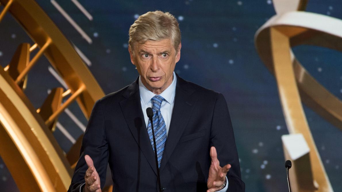 Wenger veut changer la règle du hors-jeu pour l'Euro 2020