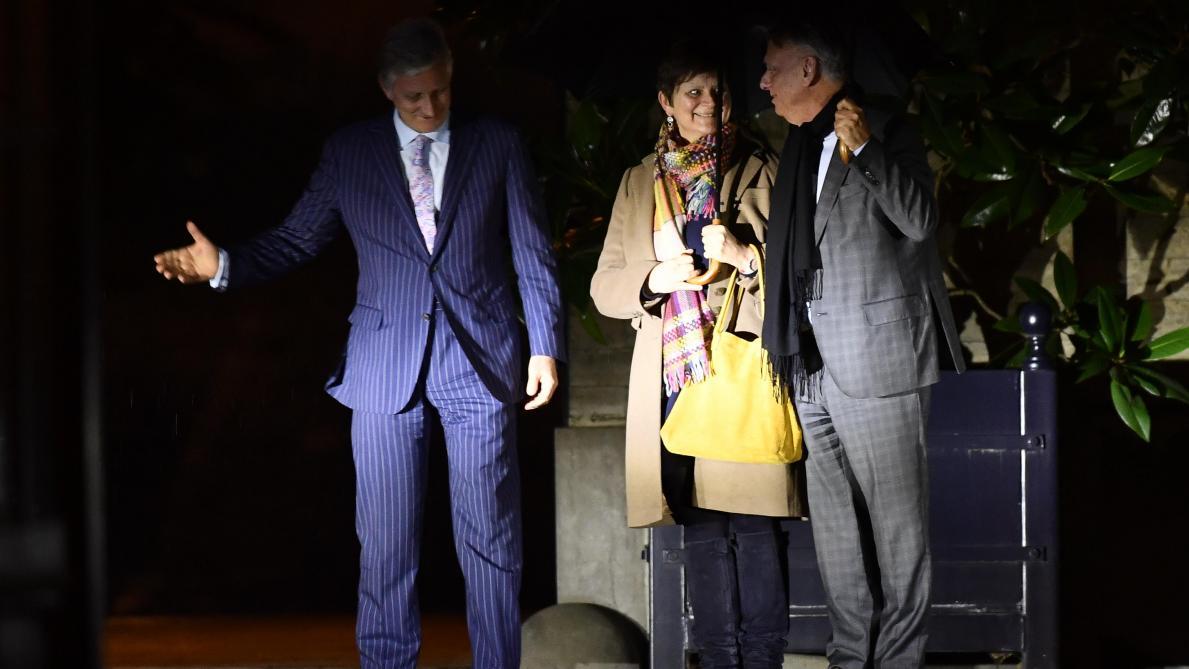 Négociations fédérales: Patrick Dewael (Open VLD) et Sabine Laruelle (MR) chargés de mission par le Palais