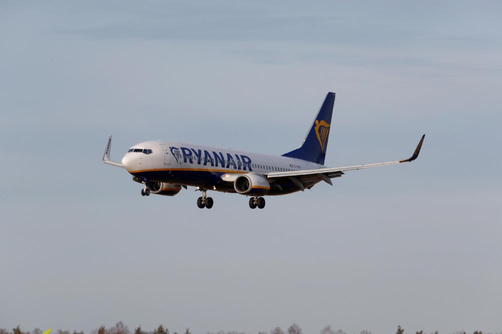 Compensation carbone: Ryanair demande davantage de ses passagers