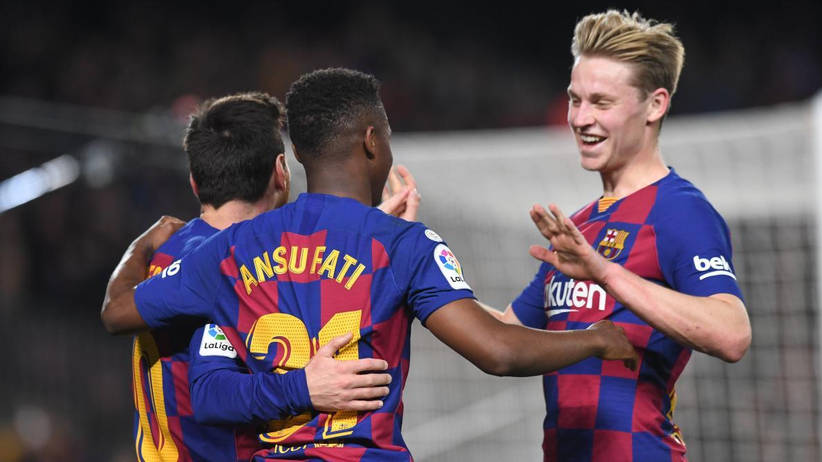 Liga: Barcelone et le Real Madrid en rodage avant la Ligue des champions