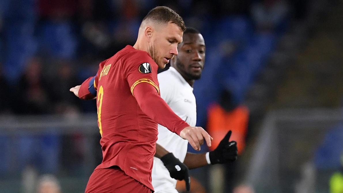 Europa League: La Gantoise menée par une équipe de l'AS Rome plus concrète (direct 1-0)