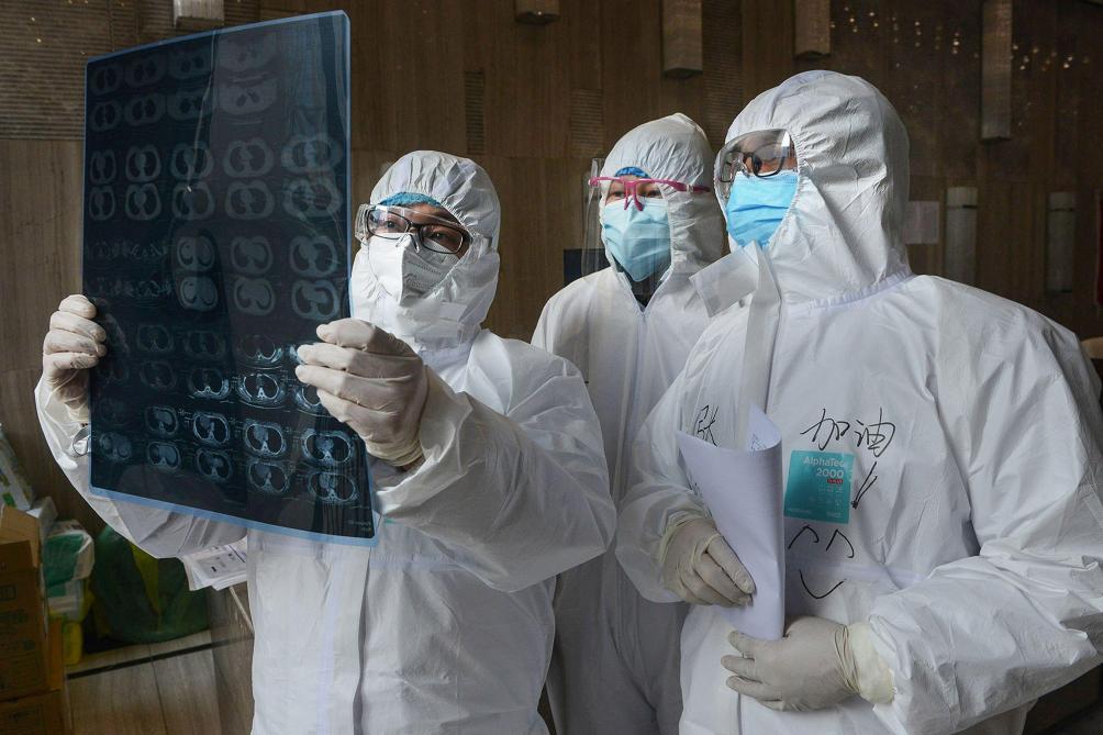 Неожиданные данные о коронавирусе