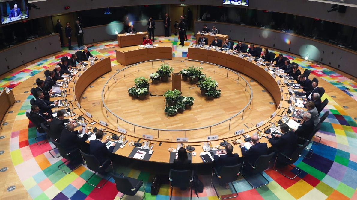 Fin du sommet européen: pas d'accord sur le prochain budget de l'UE