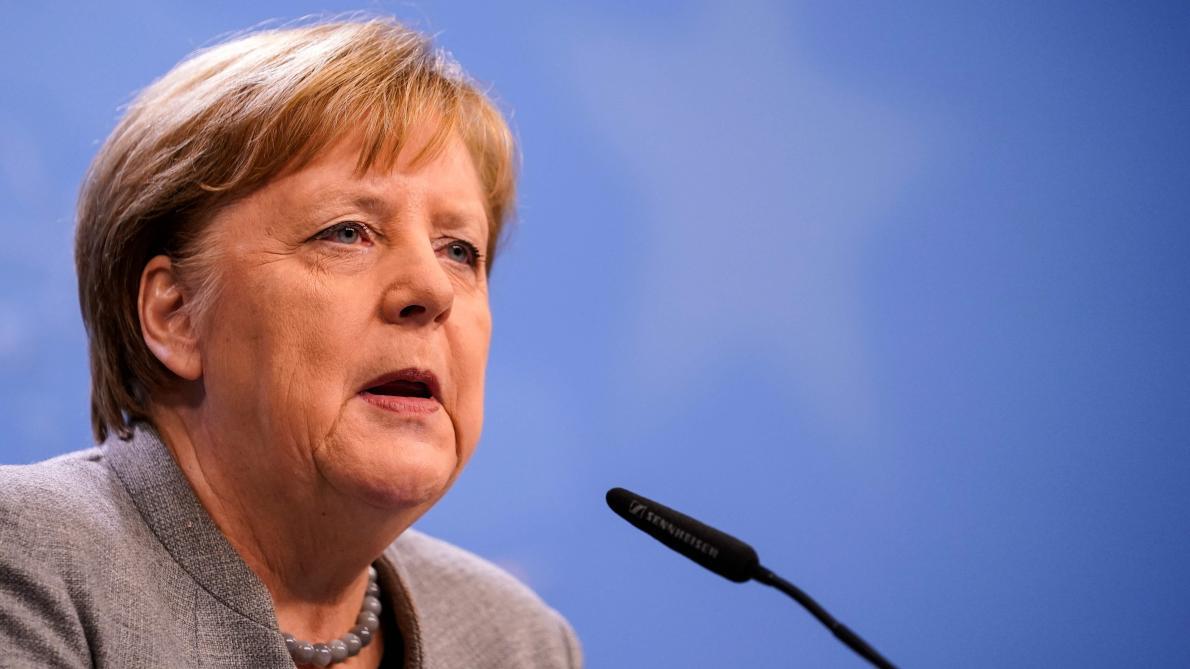 Pour Angela Merkel, «les différences sont encore trop grandes pour arriver à un accord»