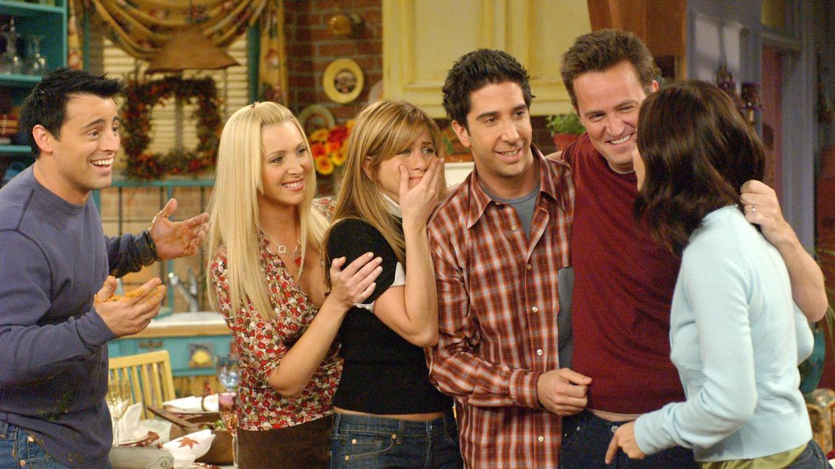 25 ans après, les acteurs de Friends de retour sur le plateau
