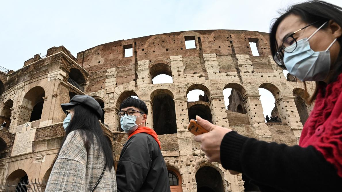 Plus de 150 cas et quatre morts en Italie — Coronavirus